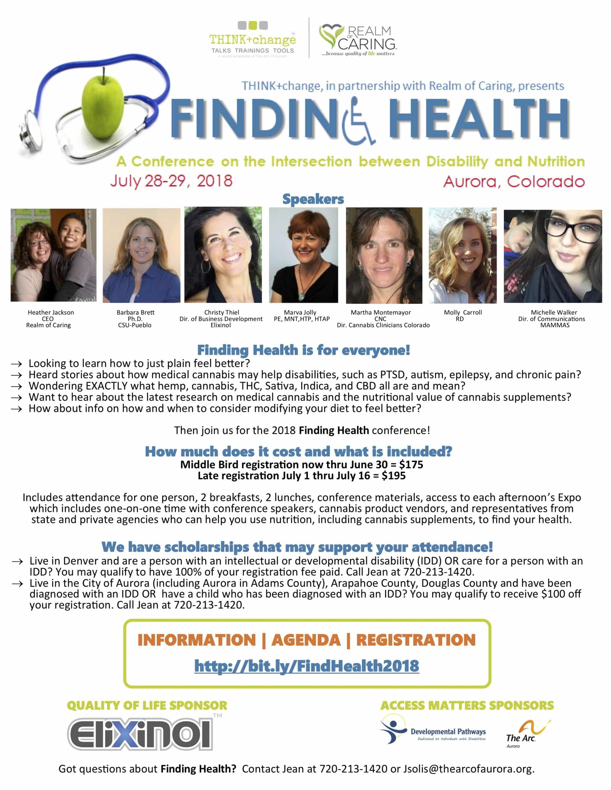 Finding Health Conference