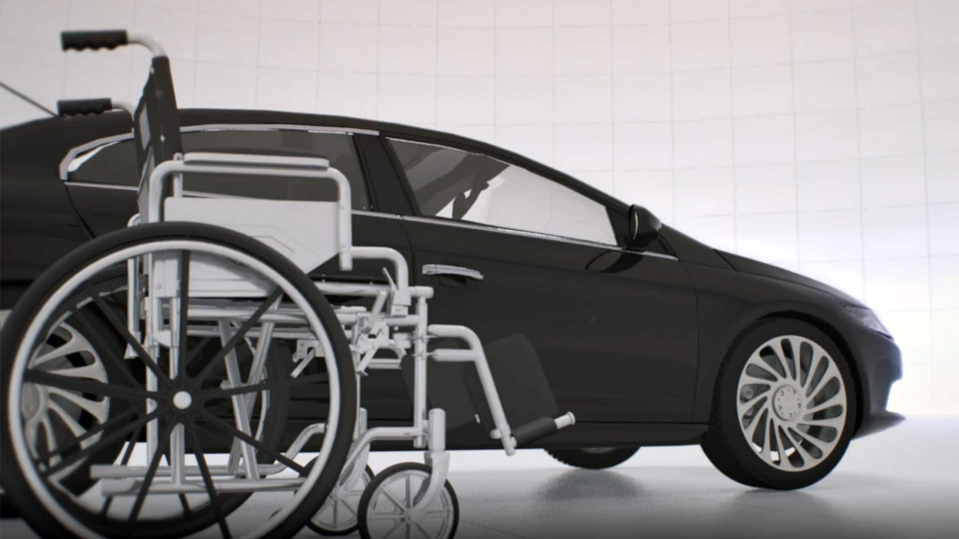 Wheelchair to Car Transfer (Training Video & Guide)
