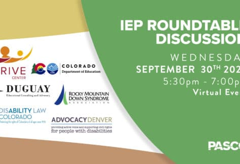 IEP ROUNTABLE DISCUSSION